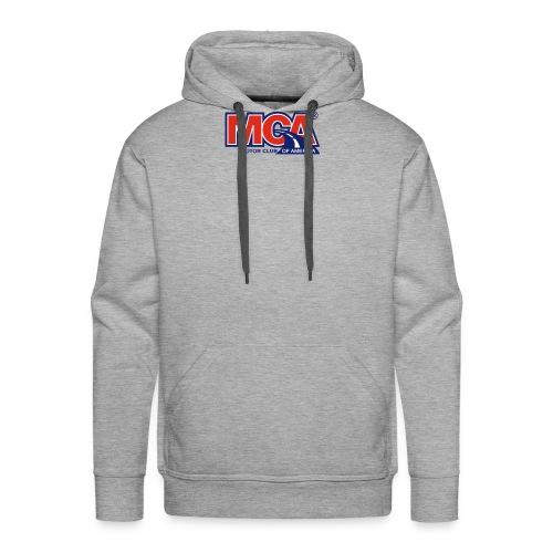MCA_Logo_WBG_Transparent - Men's Premium Hoodie