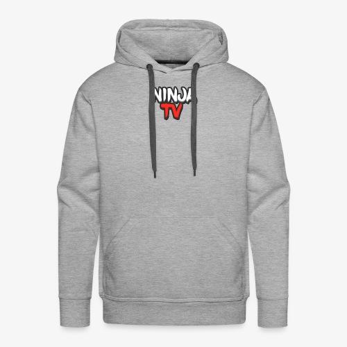 NINJA TV - Men's Premium Hoodie