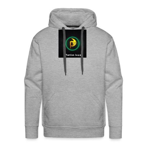 Phantom boss logo - Men's Premium Hoodie