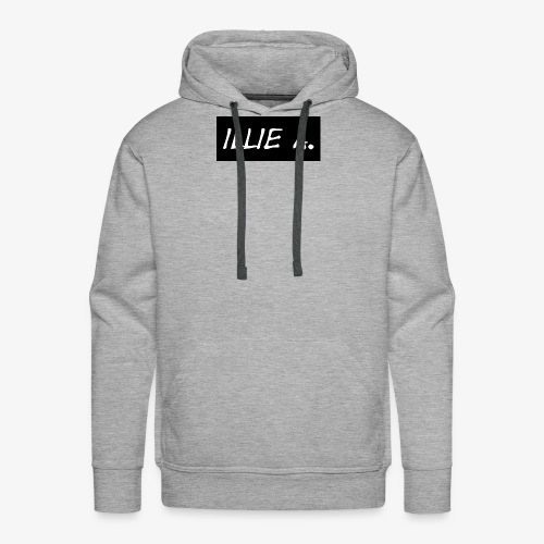Illie A. Clothes - Men's Premium Hoodie