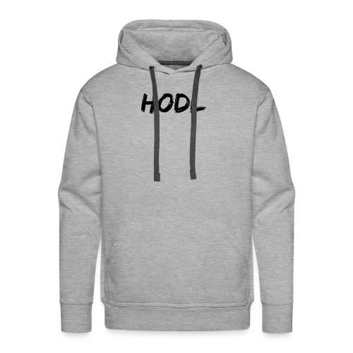 HODL - Men's Premium Hoodie