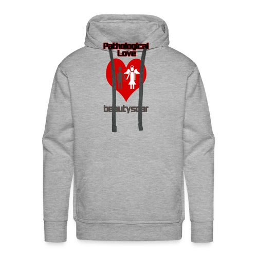 Beautyscar Pathological Love - Men's Premium Hoodie