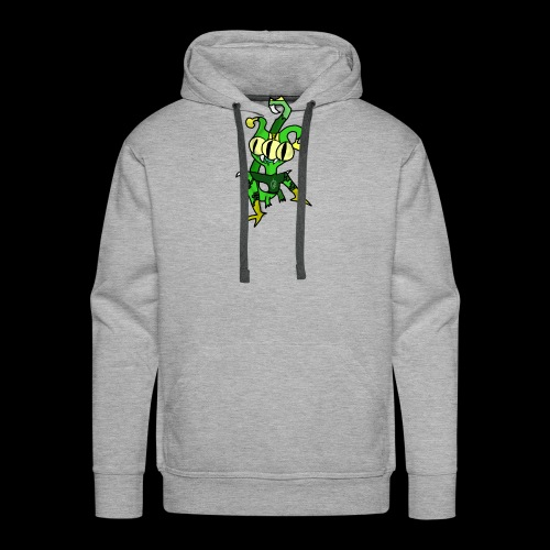 Three-Eyed Alien - Men's Premium Hoodie