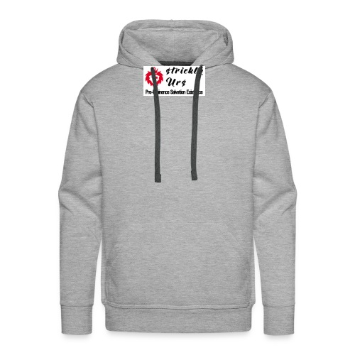 E Strictly Urs - Men's Premium Hoodie