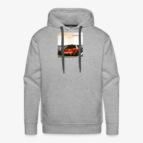 T20 car t-shirt or hoodie - Men's Premium Hoodie