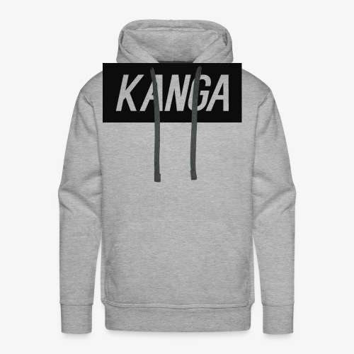 Kanga Designs - Men's Premium Hoodie