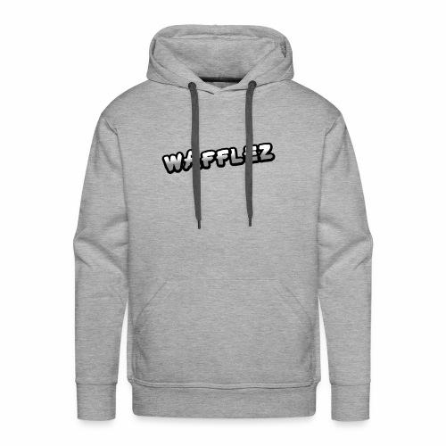 Official Wafflez Shirts - Men's Premium Hoodie
