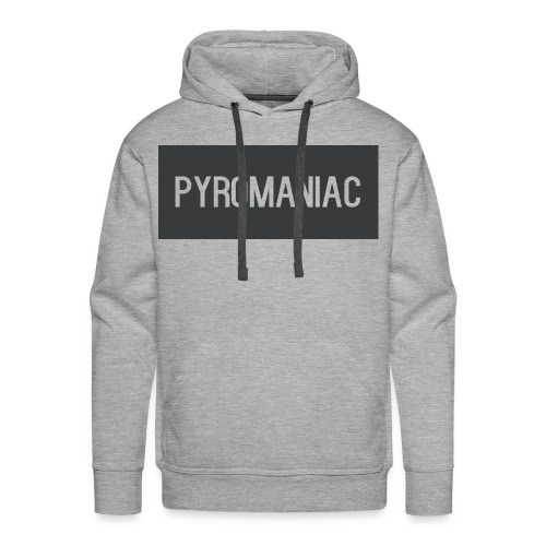 PyroManiac Clothing Line - Men's Premium Hoodie