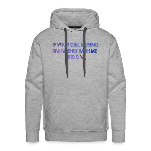 BIG D - Men's Premium Hoodie