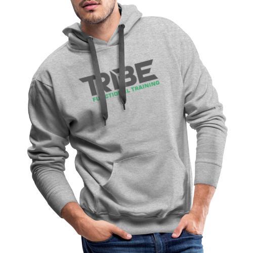 Tribe Functional Training - Grey - Men's Premium Hoodie