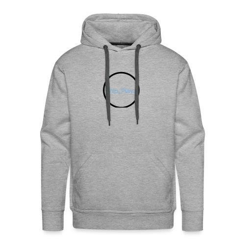 Chip logo - Men's Premium Hoodie