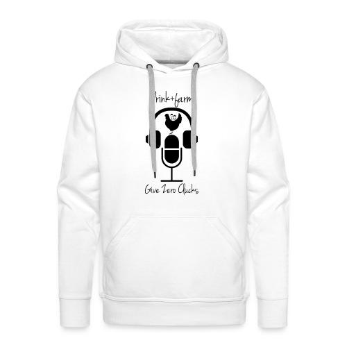 Give Zero Clucks - Men's Premium Hoodie
