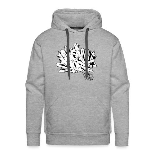 Behr - New York Graffiti Design - Men's Premium Hoodie
