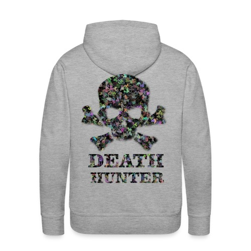 death hunter - Men's Premium Hoodie
