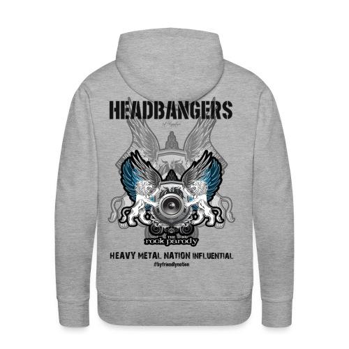 We, The HeadBangers - Men's Premium Hoodie