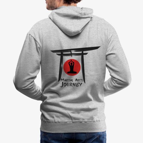 Martial Arts Journey - Men's Premium Hoodie