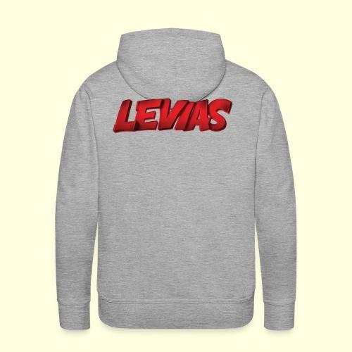 LEVIAS - Men's Premium Hoodie