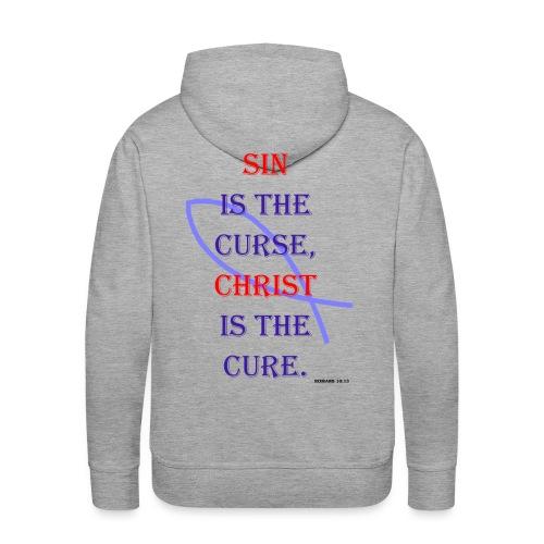 Sin The Curse - Men's Premium Hoodie