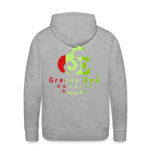 Greens Era Official Apparel - Men's Premium Hoodie