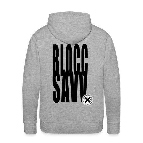 blocc savv - Men's Premium Hoodie