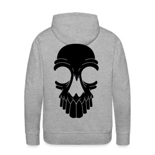 Z10 Skull Logo - Men's Premium Hoodie