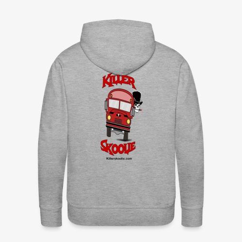 killerskoolie - Men's Premium Hoodie