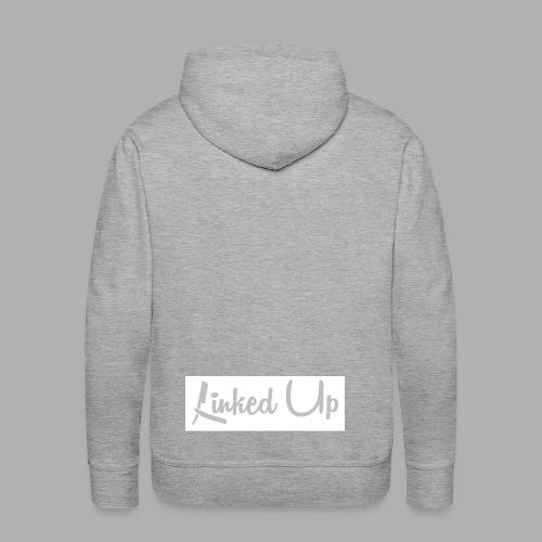 Linked Up - Men's Premium Hoodie