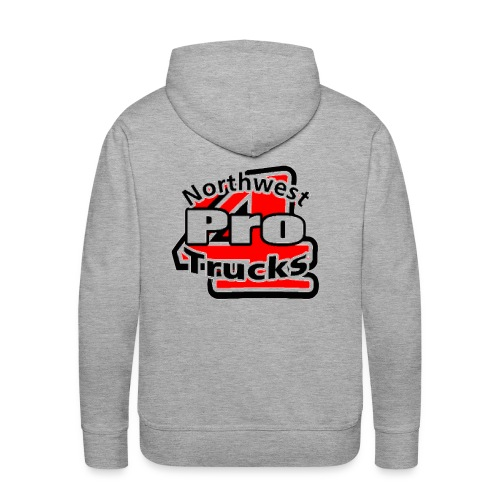 Pro4 Logo - Men's Premium Hoodie