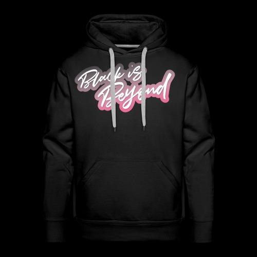 Black is Beyond - Men's Premium Hoodie