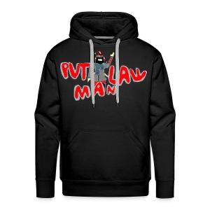 OLD PVTLawman Logo - Men's Premium Hoodie