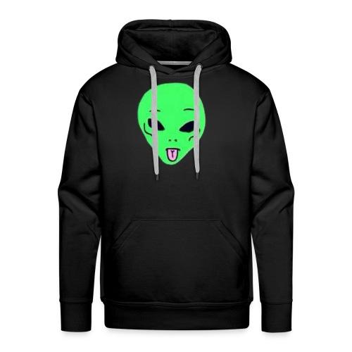 Alien Edits T-Shirt - Men's Premium Hoodie