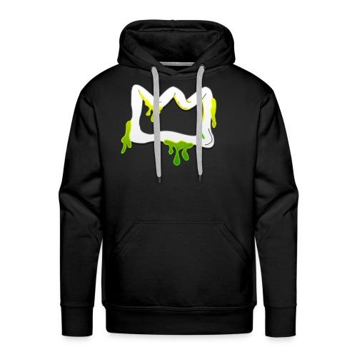 slim logo - Men's Premium Hoodie