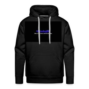 N4tedog96's Logo - Men's Premium Hoodie