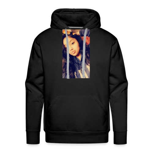 Dont say your not cute cuase every girls is cute - Men's Premium Hoodie