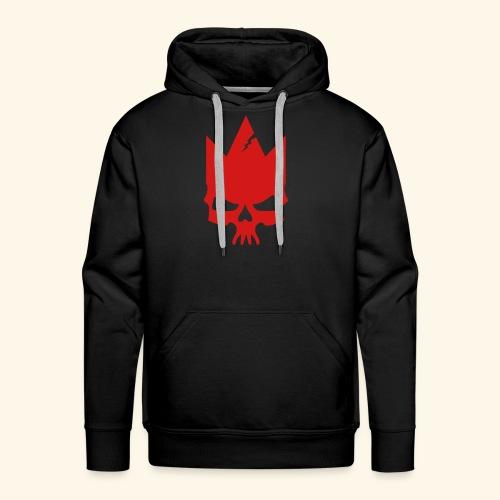 Red Mad King - Men's Premium Hoodie
