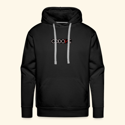 NEW RED ONE....ODDONE - Men's Premium Hoodie