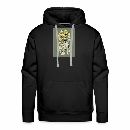 IMG 20170702 160942 578THE DROID - Men's Premium Hoodie
