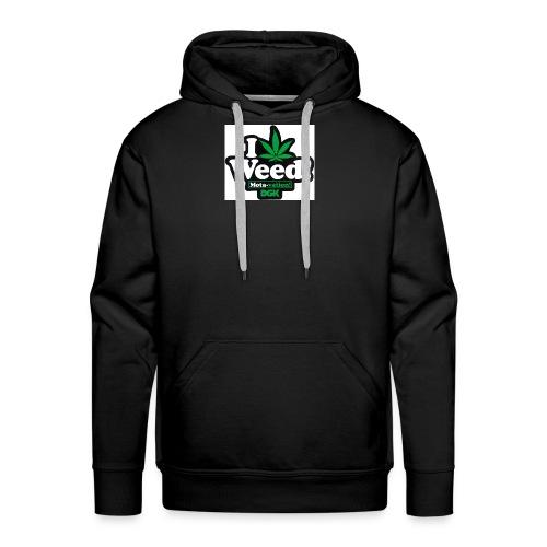 DGK love weed - Men's Premium Hoodie