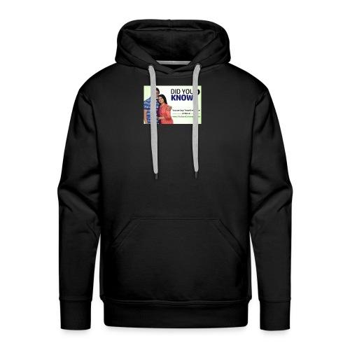 did you know121 - Men's Premium Hoodie