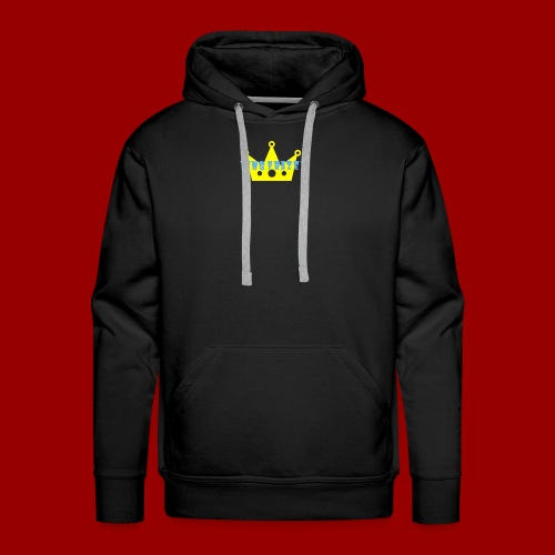 new king frazer - Men's Premium Hoodie
