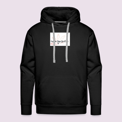 Caymie Chan YouTube Design 1 - Men's Premium Hoodie