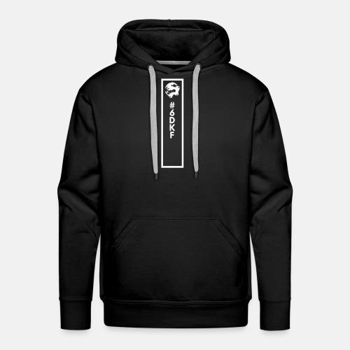 6DRAGONSKUNGFU.COM tag - Men's Premium Hoodie