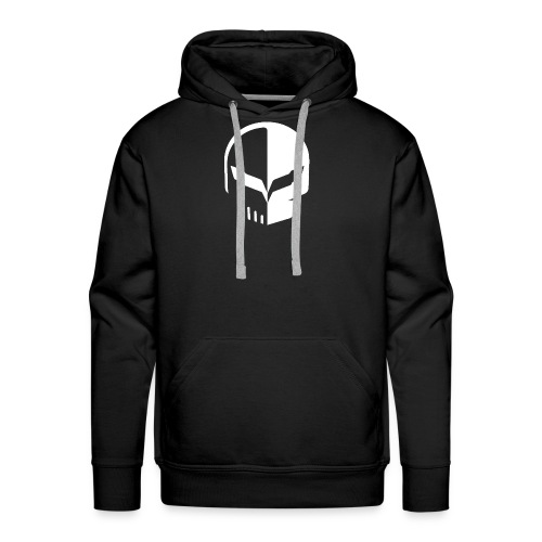 Corvette C7 Jake [WHITE] - Men's Premium Hoodie