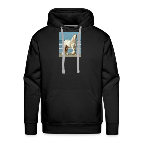horse dimond - Men's Premium Hoodie