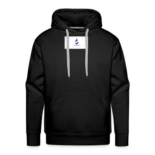 i8 Raindrop - Men's Premium Hoodie