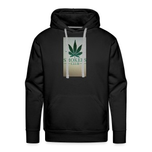 Smokers club - Men's Premium Hoodie