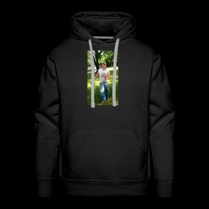 Smiling James - Men's Premium Hoodie