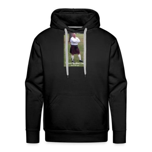 Kilted Realtor - Men's Premium Hoodie