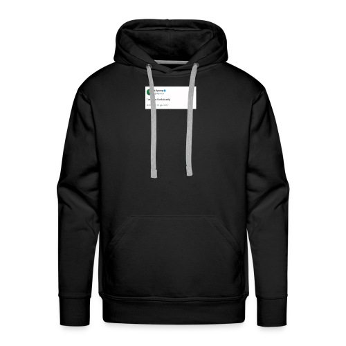 I wanna fxck icarly - Men's Premium Hoodie