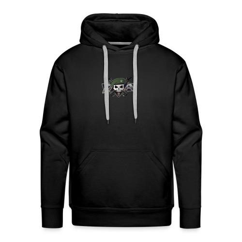 Mini militia t -shirts - Men's Premium Hoodie